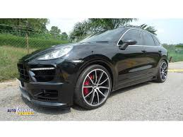 porsche cayenne all black porsche cayenne turbo putting the sport in suv u2026 autofuture