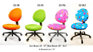 Teenage Desk Chair Best Of Colored Desk Chairs With Colorful Office Chairs U2013 Martaweb