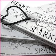 heart sparklers heart shaped wedding sparklers most sparkler for weddings