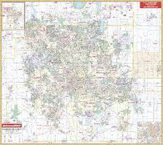universal columbus oh laminated wall map for 199 50 at mcmaps com