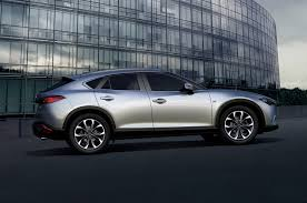mazda 6 suv mazda cx 4 crossover revealed in beijing exclusive to china