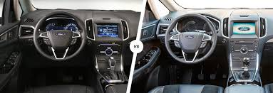 ford galaxy vs ford s max comparison carwow