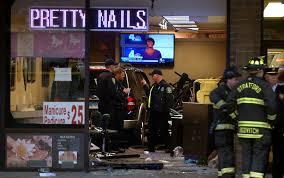suv crashes into nail salon 8 hospitalized connecticut post