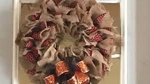 halloween burlap wreath fall halloween burlap wreath 2nd in wreath series september 28