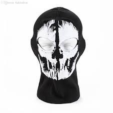 black ops ghost mask high quality skull face mask military buy cheap skull face mask