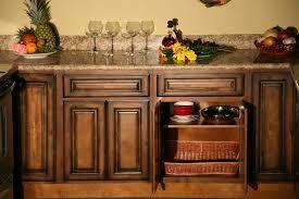 Chestnut Kitchen Cabinets Chestnut Glazed Maple Kitchen Cabinets Kitchen