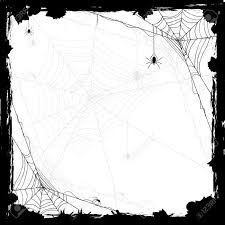 halloween abstract halloween abstract background with black spiders illustration