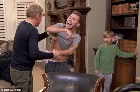 chase chrisley u0027s father discovers the teen u0027s new tattoo in