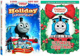 thomas u0026 friends 2011 holiday favorites 2009 ultimate