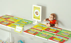 curious george birthday party a curious george birthday party the details