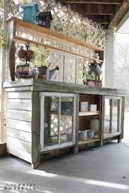 Free Wooden Potting Bench Plans by The 25 Best Potting Bench Plans Ideas On Pinterest Potting
