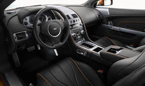 aston martin db11 interior 2012 aston martin virage and virage volante unveiled the torque