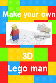 twinkl writing paper 61 best lego class images on pinterest classroom themes legos create your own 3d lego person template twinkl
