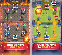 supercell soft launches card battling clash clans moba clash