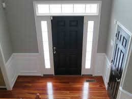 doors sw tricorn black 6258 sherwin williams resilience