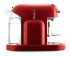 delonghi magnifica red light nespresso machine red capsules sold separately nespresso coffee