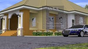 Modern Three Bedroom House Plans - best 6 bedroom bungalow house plans in nigeria modern house