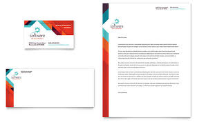 Business Cards And Headed Paper Free Letterhead Template Microsoft Word Publisher Nelifhfh