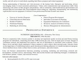 Trainer Resume Sample by Stylish Design Ideas Trainer Resume 3 Personal Trainer Resume