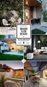 outdoor living modern patio design ideas home tree atlas