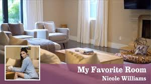 nicole williams my favorite room los angeles times youtube
