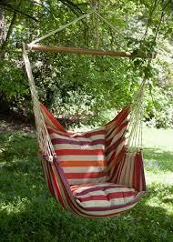 trendy ideas hammock swing chair amazoncom deluxe rainbow hanging
