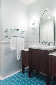 tile bathroom wall tile height how high should you go
