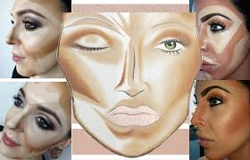 highlight contour makeup samer al shawish khouzami lookofaday websram custom makeup eye lash extensions makeup tutorials