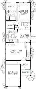 narrow lot floor plans narrow home plans gardens house plans besides narrow