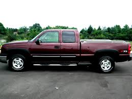 sold 2003 chevrolet silverado 1500 lt 4x4 ext cab 116k 5 3 v 8