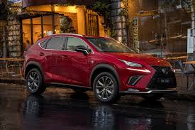 lexus crossover 2017 2017 lexus nx review behind the wheel