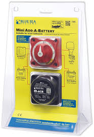 blue sea systems 7649 mini add a battery