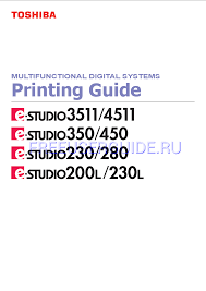 manual de usuario para todo en uno impresora toshiba estudio e
