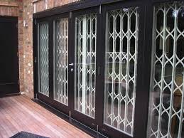 Patio Door Security Shutters Security Grilles Security Shutter Manufacturer Roché Security