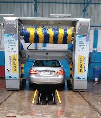 car wash service clean n shine automatic car wash calcutta team bhp
