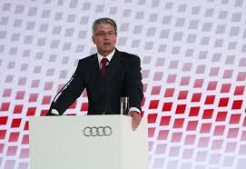 audi ceo volkswagen s audi aims to launch two electric vehicles by 2018 ceo