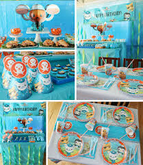 octonauts party supplies party ideas