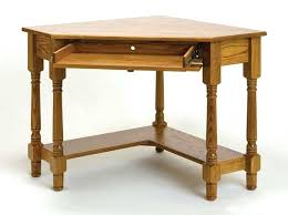 Small Wood Computer Desk With Drawers Small Wooden Desk Corner Computer Desk Material Features And
