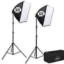 pbl studio photography light kit continuous