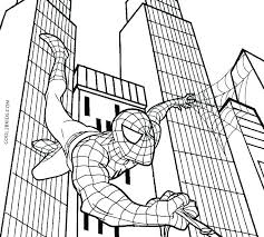 spiderman birthday coloring page spider man 2 coloring pages the amazing spider man 2 coloring pages