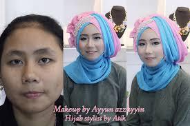 tutorial makeup natural hijab pesta tutorial makeup pesta untuk mata sipit tutorial hijab pesta