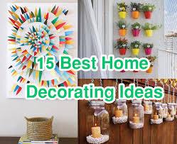 Cheap Home Decor Ideas Interior & Lighting Design Ideas