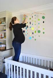 an easy handmade nursery mobile young house love
