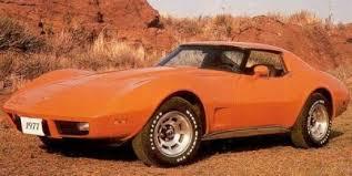 77 corvette l82 chevrolet corvette car