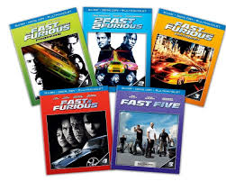amazon fast and furious collection movies 1 5 blu ray digital