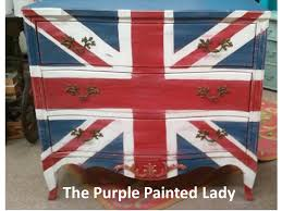 British Flag Furniture 25 Best by March 2015 The Purple Painted Lady