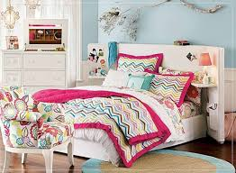 Teenage Girls Bedroom Ideas Teen Bedroom Decor White Pink White Laminated Bedside Table