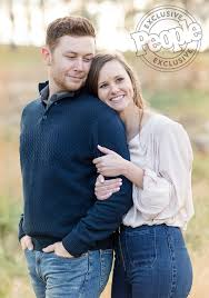 scotty mccreery fan club scotty mccreery and gabi dugal engagement photos released people com