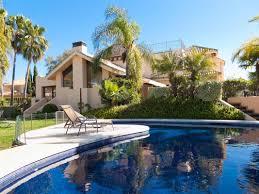 holiday rental luxury modern villa with heated pool u0026 garden el