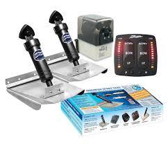 m80 u0026 m120 bennett sports trim tab kits with eic boat accessories